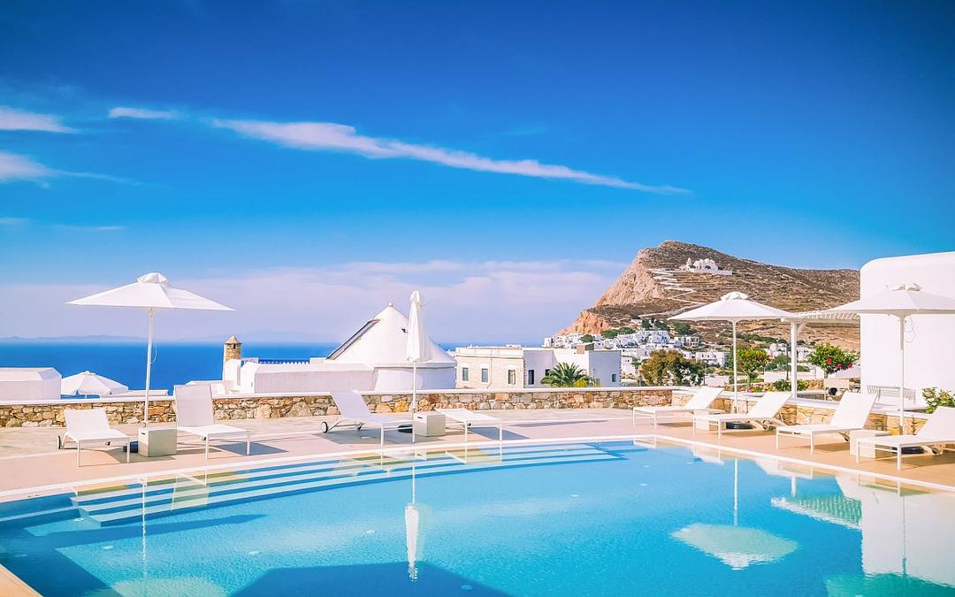 Folegandros Hotels