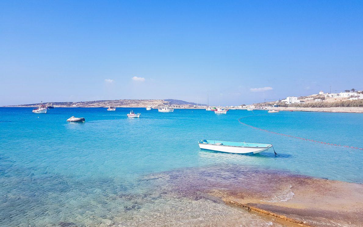 blue waters boats koufonissia greece
