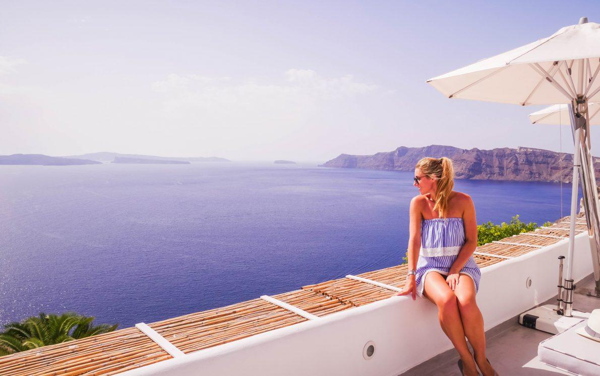 filotera hotel views oia santorini greece