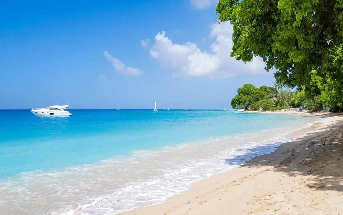 barbados caribbean tropical paradise beach