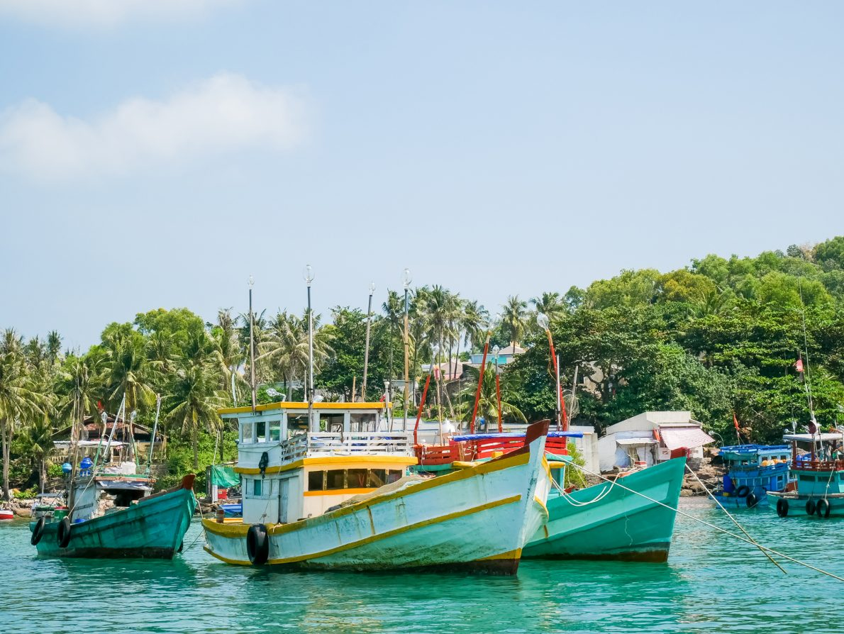 boats phú quốc phu quoc vietnam