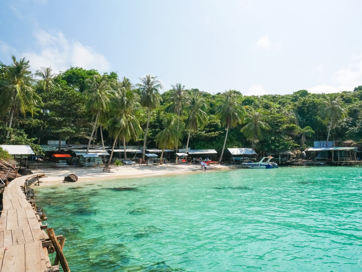 fingernail island beach phú quốc phu quoc vietnam