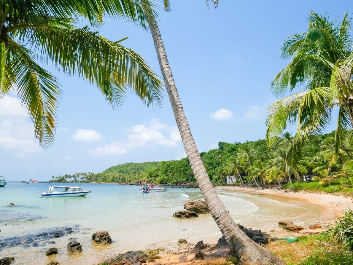 island beach phú quốc phu quoc vietnam
