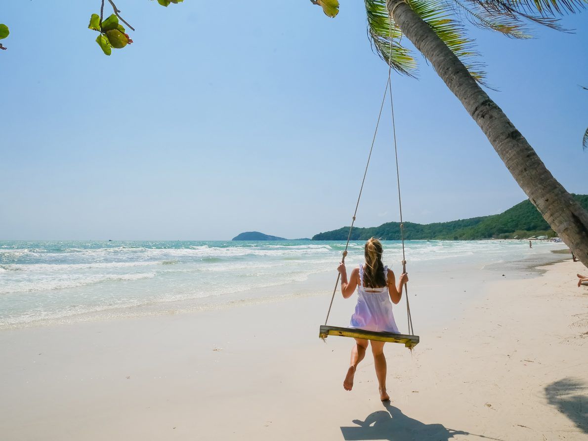 swing sao beach phú quốc phu quoc vietnam