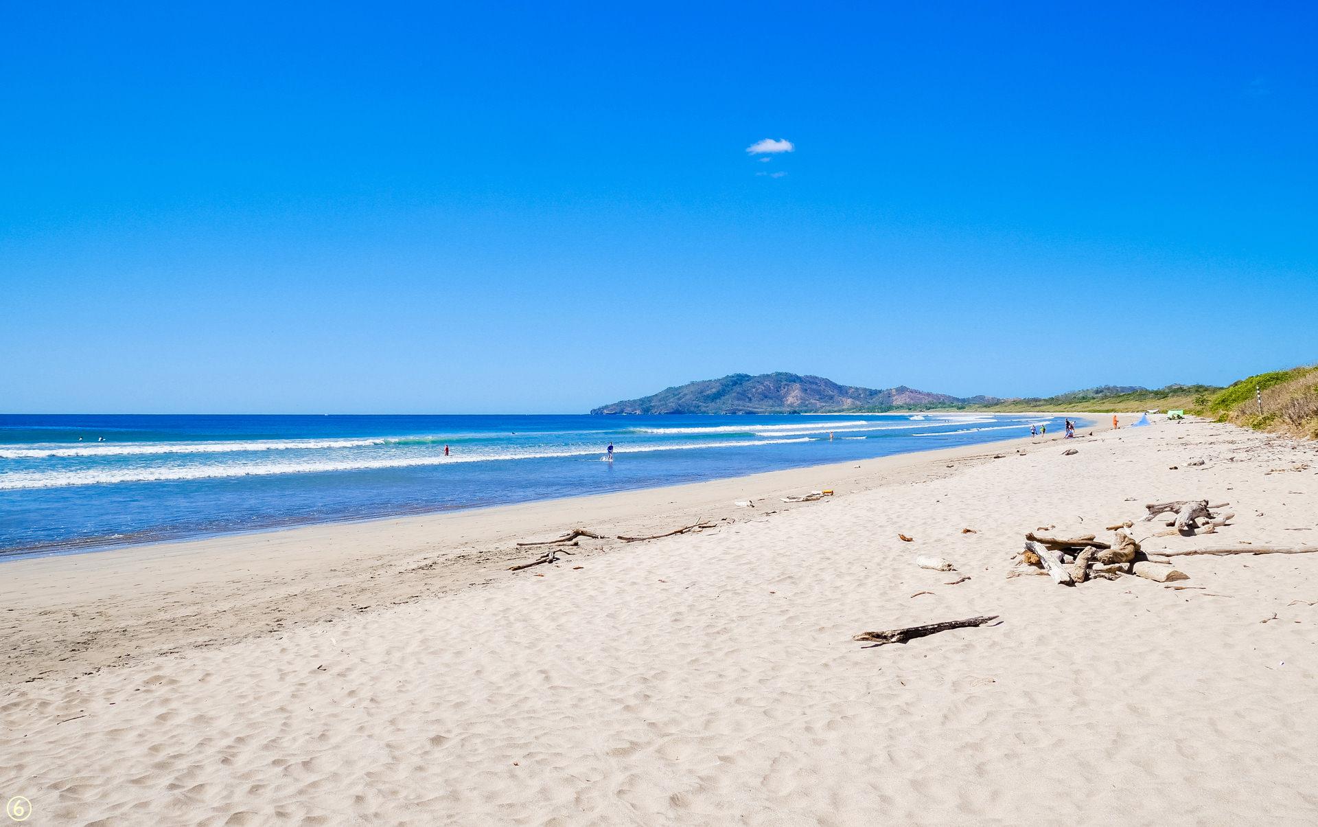 playa grande beach guanacaste costa rica