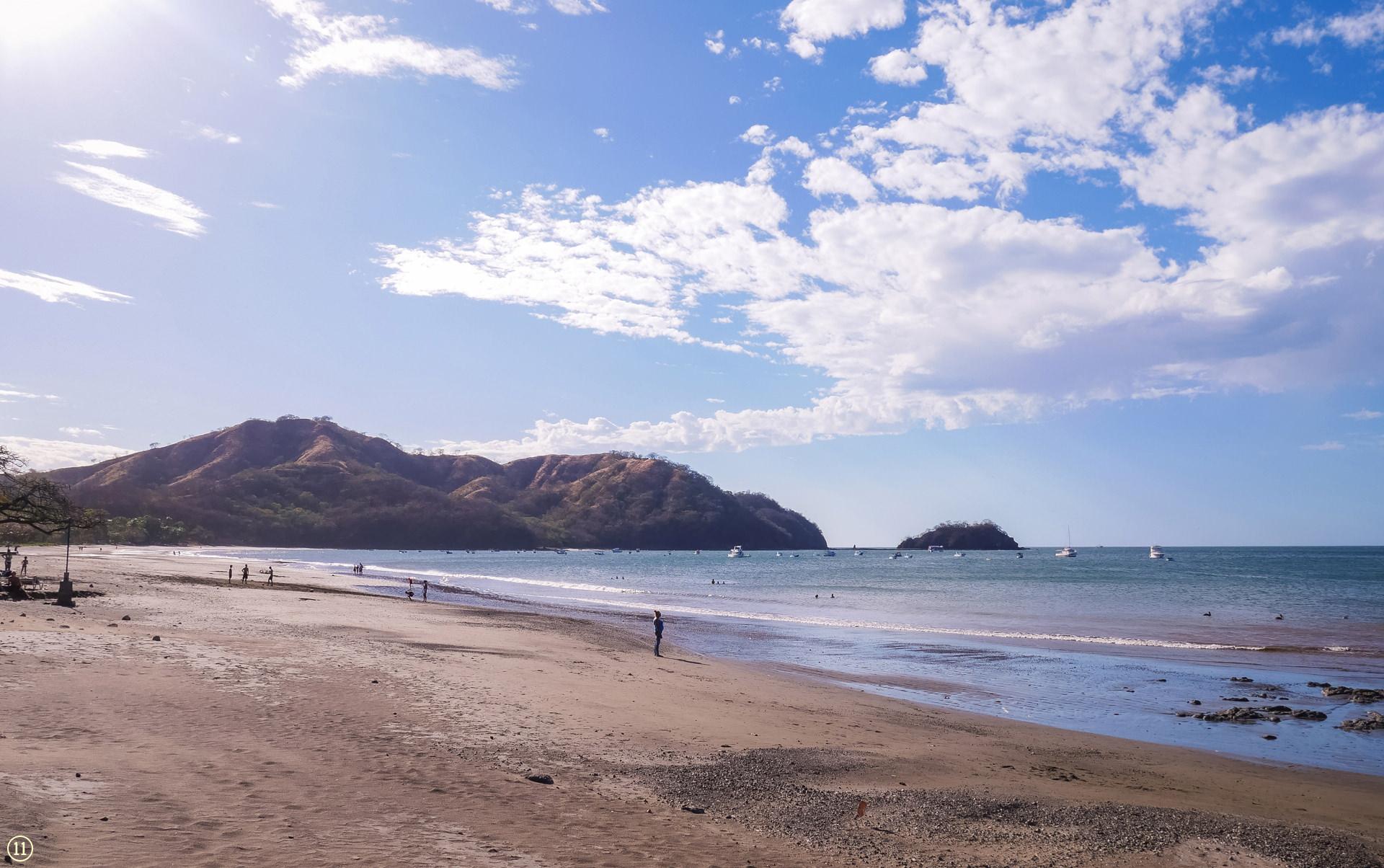playas del coco beach guanacaste costa rica