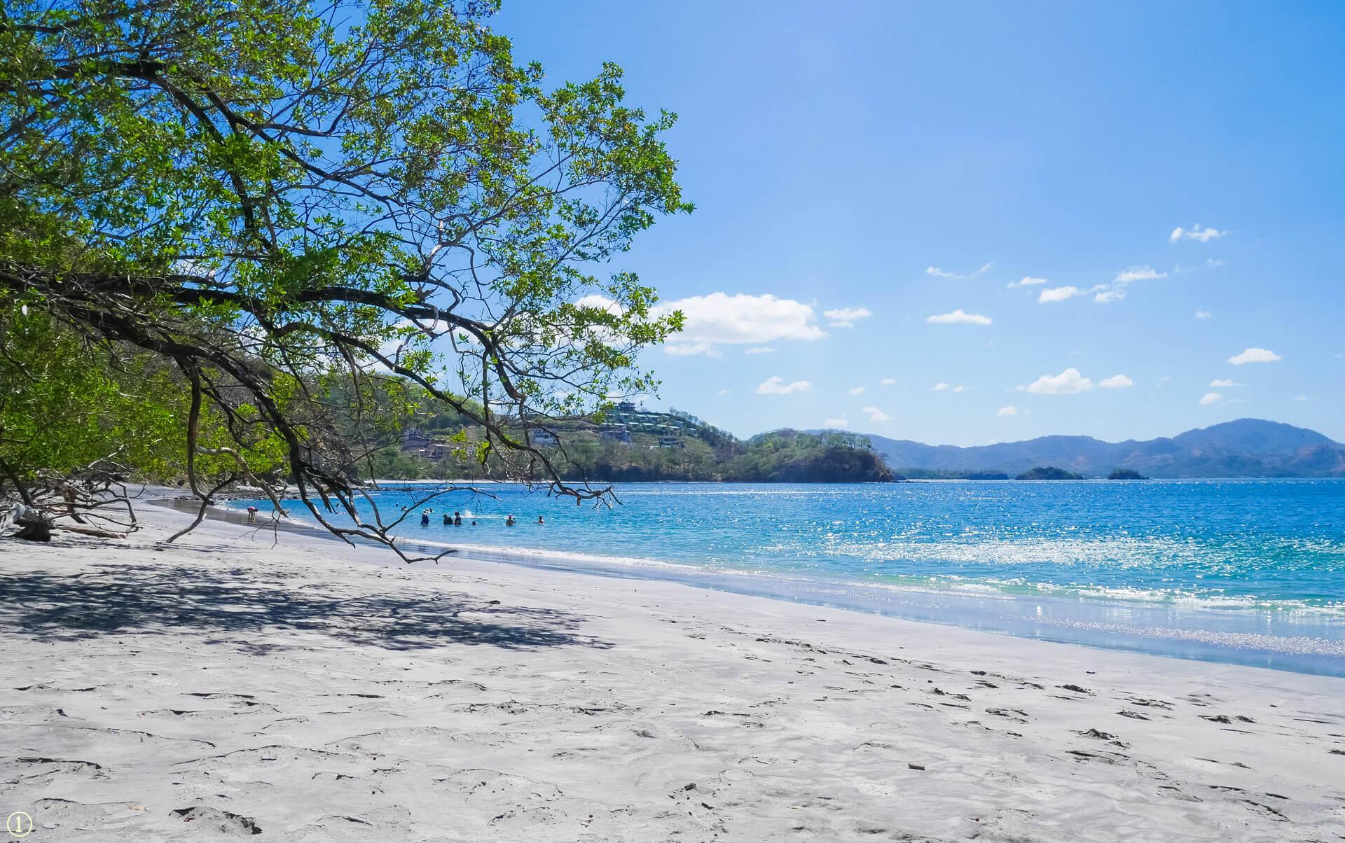 playa dantita beach guanacaste costa rica