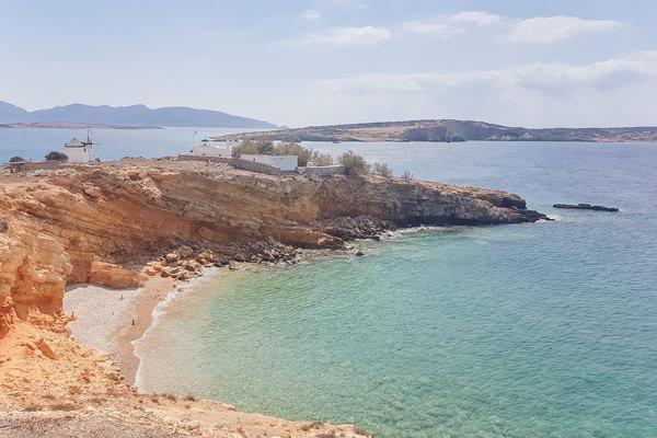 julias beach koufonissia greece