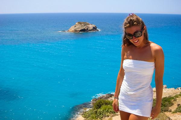 beach milos greece