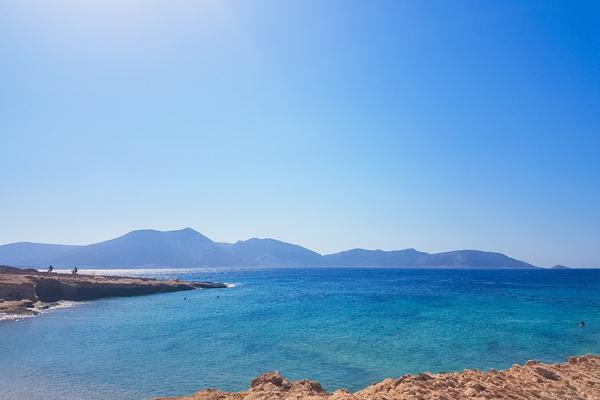 islands blue water koufonisi koufonissia greece