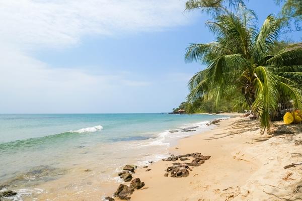 ba bien beach phú quốc phu quoc vietnam