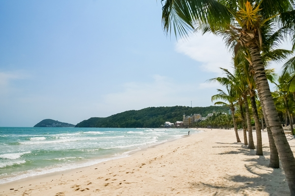 khem beach phú quốc phu quoc vietnam