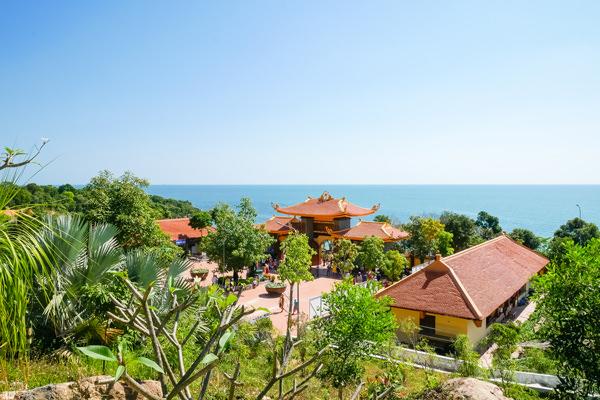 ho Quoc Pagoda phú quốc phu quoc vietnam