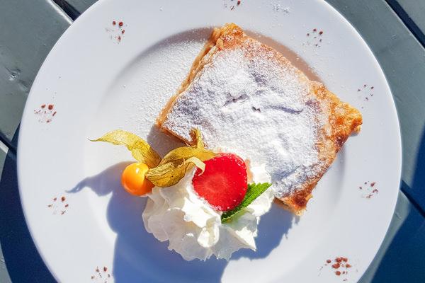 apple-strudel-kitzbuhel austria
