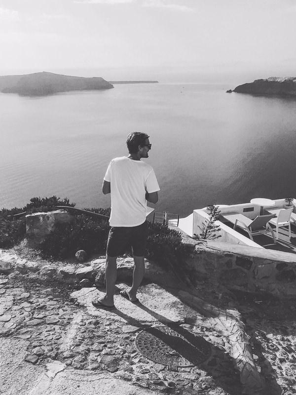 imerovigli caldera santorini greece