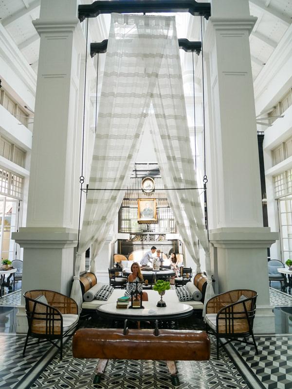 lobby jw marriott phú quốc phu quoc vietnam